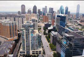 Dallas Skyline from uptown