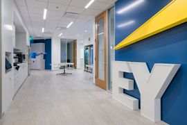 New EY San Diego office