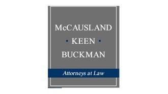McCausland Keen & Buckman's Blog