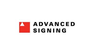 Advanced Signing