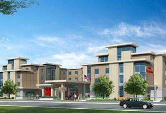 Hilton Opens in Palo Alto