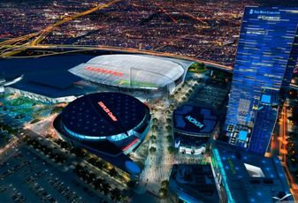 AEG Out of NFL Sweepstakes