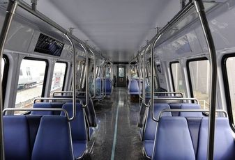7000-Series Cars Debut on Metro's Red Line