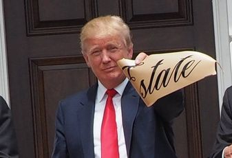 Trump Unveils Another Trophy Property