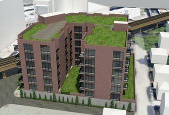 Logan Square Residents Argue Planned 95-Unit Development