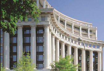 Blackstone Buys 49% Stake in Market Square