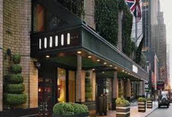 Blackstone Sells London Hotel for $382M