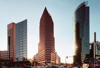 Brookfield Property Partners Buys German Landmark Potsdamer Platz