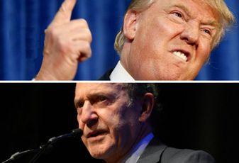 Real Estate Rivalries: Donald Trump vs. Mort Zuckerman