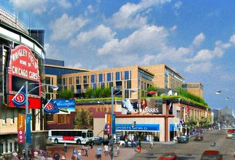 Preferred Equities Foreclosure Suit Puts Wrigleyville Redevelopment In Jeopardy