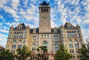 Report: Trump Backed Out Of Some Big Promises For Old Post Office