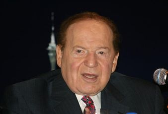 Sheldon Adelson Weighing Possible Pro-Trump Super PAC