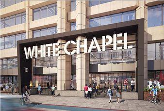 Derwent London's White Chapel Building