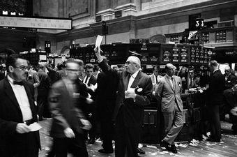 NYSE, stock market, Wall Street