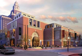 Museum Of The American Revolution Opens Its Plaza Months Early
