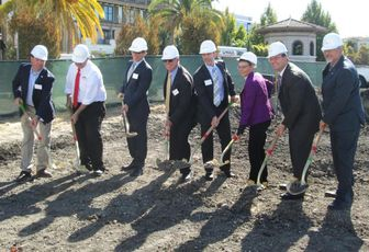 Legacy Partners, SyRES, Concord, Ground Breaking, Renaissance Square