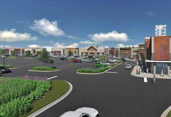 A rendering for Kildeer Village, Kildeer, IL