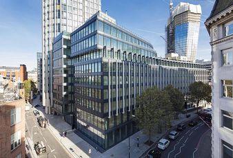 Hermes Investment Management's South Bank Central Vivo building
