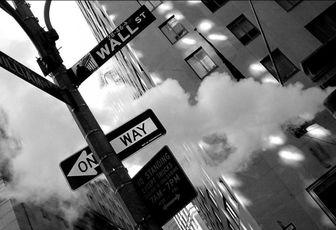 Wall Street, NYSE stock market