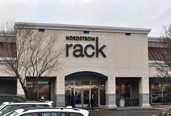 One of Nordstrom Rack's Oregon locations.