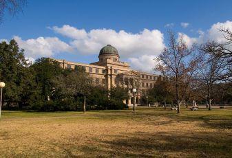 Texas A&M Academic Building