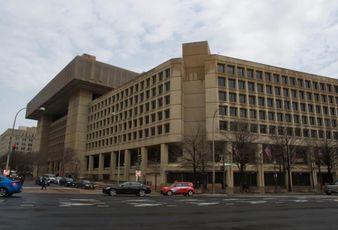 Hoover Building FBI HQ