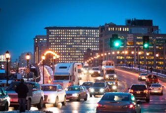 Congestion Study Highlights Unpredictability Of Massachusetts Traffic