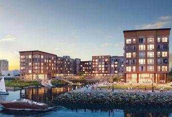Lendlease Launches East Boston Condo Development