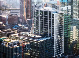 Union Investment Takes Amazon-Occupied Denny Triangle Building For $330M