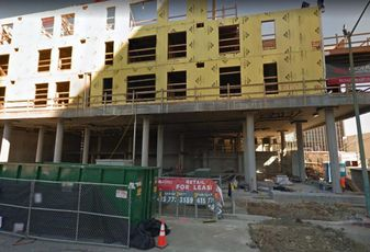 Fire In Downtown Oakland Destroys Under-Construction Development