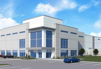 """SouthLink in South Dallas Hines will enter the South Dallas industrial submarket with a bang with it delivers 1.04M SF on Cleveland Road in Q1 2018. SouthLink is the third largest industrial project under construction in DFW, and the largest in South Dallas. Cushman & Wakefield Executive Managing Directors Nathan Robin and Kurt Griffin already have a lot of leasing interest. """"E-Commerce is a big driver in our market and SouthLink is designed to meet the latest specs such as 40' clear heights, 70' speed bays and an 8"""" slab,"""" Orbin said. """"We are tracking 7M SF of tenants considering South Dallas."""" The site allows for additional development or expansion."""