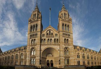 Natural history Museum, South Kensington, London