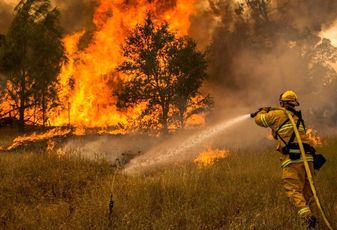 Wine Country Fires Continue To Spread, Threaten New Communities