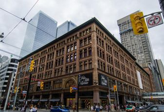 Activist Investor Unhappy With Hudson's Bay's WeWork Play