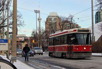 City of Toronto King Street Streetcar Transit Project