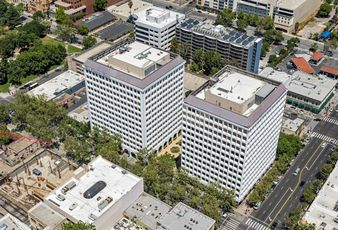 Harvest Properties, Invesco Sell Downtown San Jose Towers