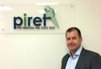 Kevan Gorrie CEO PIRET deal Blackstone