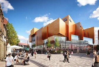 Rochdale Riverside £80m redevelopment funded by M&G
