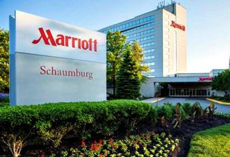Marriott Schaumburg Hotel, Schaumburg, Illinois
