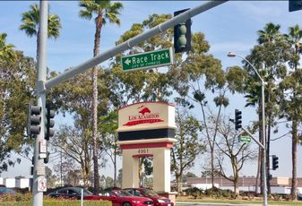 Owner of Los Alamitos Race Course attempts to rezone 150-acre property.
