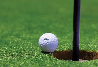 golf ball course
