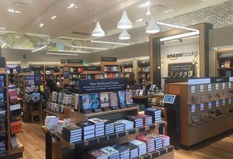 Amazon Books To Add Third Bay Area Location