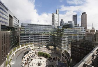 £4.5B Broadgate's Overhaul Mirrors The Changes Sweeping Through London