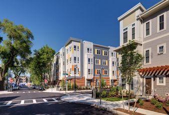 Democrats Promote South Boston Development As Model For National Public Housing