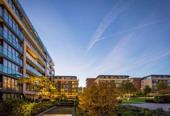 """KENNEDY WILSON AND AXA INVESTMENT MANAGERS joint venture has entered into a contract to acquire 274 units at the Grange, in South Dublin, Ireland, as well as an adjacent four-acre PRS development site for a total €161 million from Grant Thornton Receiver, on behalf of the National Asset Management Agency (""""NAMA"""")."""