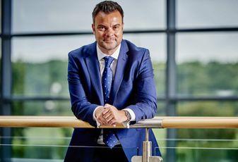 Tim Wooldridge managing director IM Properties Birmingham