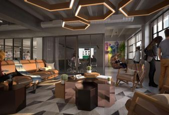 Bow West is opening the first building dedicated for cannabis-related companies in Los Angeles.