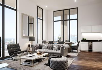 St Martins Place birmingham residential prs apartment Seven Capital