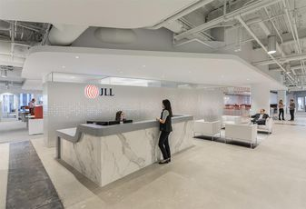 JLL Brings Popular Creative Office Components To Its Own San Francisco Workspace