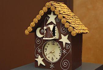 cuckoo clock Switzerland swiss chocolate